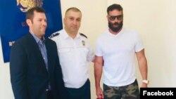 Дэн и Адам Бильзеряны, Ереван, 27 августа 2018 г.