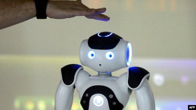 ربات انساننمای «نائو».