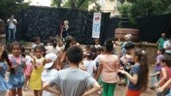 Bakı Uşaq Teatrının tamaşası