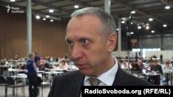 Станіслав Щотка, заступник голови Вищої кваліфікаційної комісії суддів України