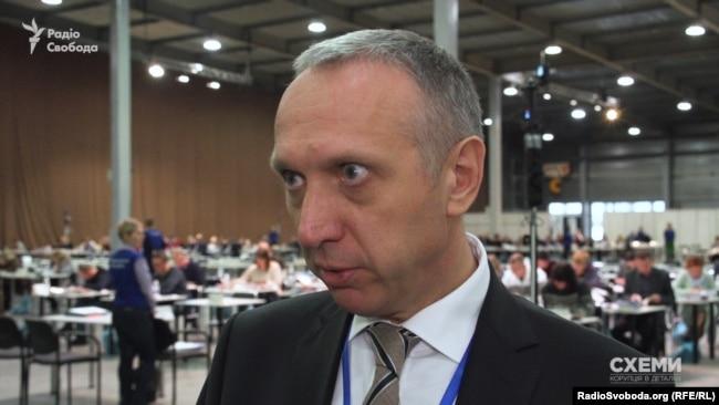 Станіслав Щотка, заступник голови Вищої кваліфкомісії суддів