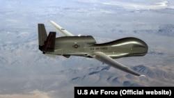 RQ-4 Global Hawk – безпілотний літальний комплекс військово-повітряних сил США
