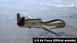 Американський безпілотник RQ-4 Global Hawk