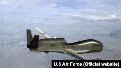 RQ-4 Global Hawk - U.S Air Force Unmanned Aerial Vehicle