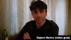 Деян Берич, сербський бойовик