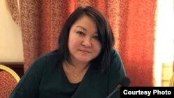 Қырғызстанның дәлелдеу медицинасы және клиникалық стандарттарды әзірлеу әдістемесі бойынша маманы Бермет Барықтабасова.