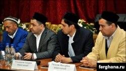 Имамы из Узбекистана в Свердловской области РФ. Фото информагентства «Фергана».