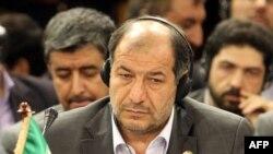 Eýranyň içeri işler ministri Mostafa Mohammad Najar