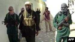 Сомалидегі «Әл-Шабааб» тобының мүшелері.