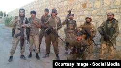 Предполагаемые боевики экстремистской группировки «Исламское государство» в Сирии. Иллюстративное фото.