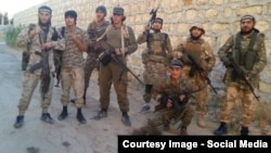 Сирияда согушуп жүргөн борбор азиялыктар