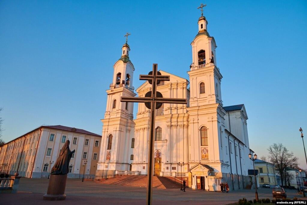 Усьпенскі сабор у Віцебску