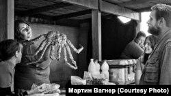 Рынок на Сахалине