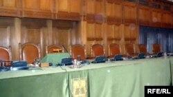 Sala Međunarodnog suda pravde, foto: Dragan Štavljanin
