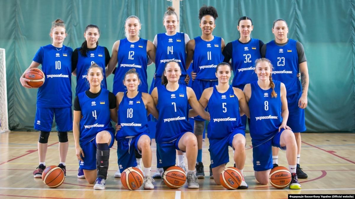 Баскетбол: лидер женской сборной Украины Ягупова сыграет против Португалии