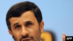 محمود احمدی نژاد، رييس جمهوری ايران. ( عکس:AFP)