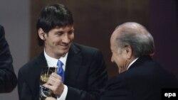 Sjajna godina za Lionela Messia