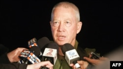 یوآو گالانت، وزیر مسکن و ژنرال ارشد پیشین اسرائیلی.