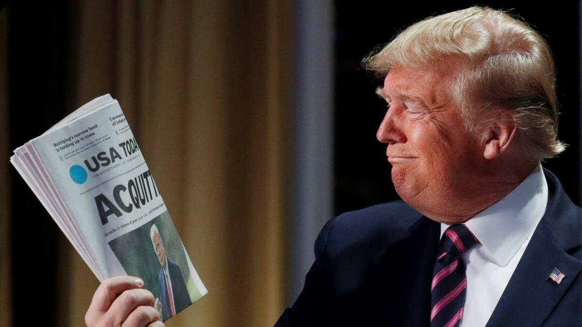 Опубликовали декларацию Трампа: курорты, отели, поля для гольфа, продажа книги и реалити-шоу