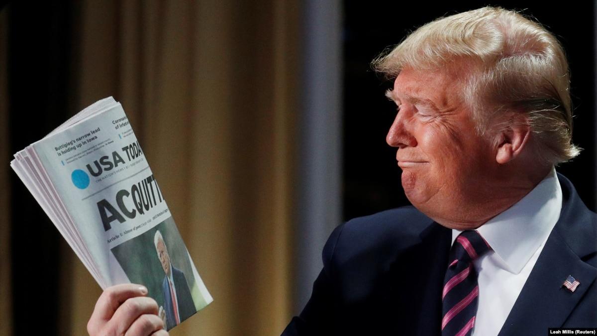 Трамп предположил, что запрещать чиновникам слушать свои разговоры с иностранными лидерами