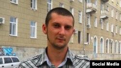 Журналист Сергей Вилков