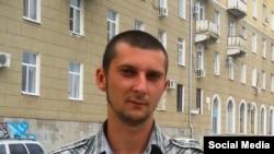 Саратовский журналист Сергей Вилков
