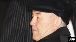 Нурсултан Назарбаев, президент Казахстана. Сеул, 25 марта 2012 года.