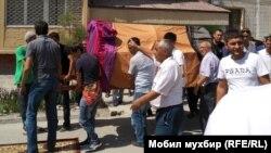 55-летнюю Дильбар Юнусову похоронили 11 августа.