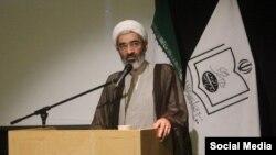 Ali Khalafi, deputy to the head of Iran's all-powerful Judiciary. FILE PHOTO