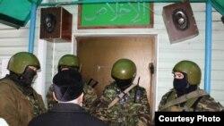 """Узган елның октябрендә """"Әл-Ихлас"""" мәчетендә тентү узды"""
