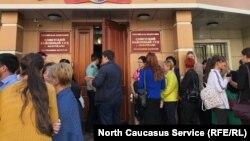 """Суд над членами """"Свидетели Иеговы"""", Махачкала, Дагестан"""