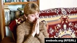 Ljubou Kavaljova, djali si së cilës është ekzekutuar në Bjellorusi
