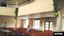 """В Евангельской церкви """"Вифания"""". Алматы, 29 июля 2007 года."""