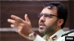 سعید منتظرالمهدی، سخنگوی نیروی انتظامی جمهوری اسلامی