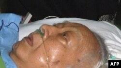 سوهارتو از چهارم ژانويه به خاطر مشکلات قلب، کليه و شش در بيمارستان بستری بود.