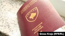 Pasaporta e Kosovës