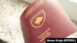Kosovski pasoš, ilustrativna fotografija