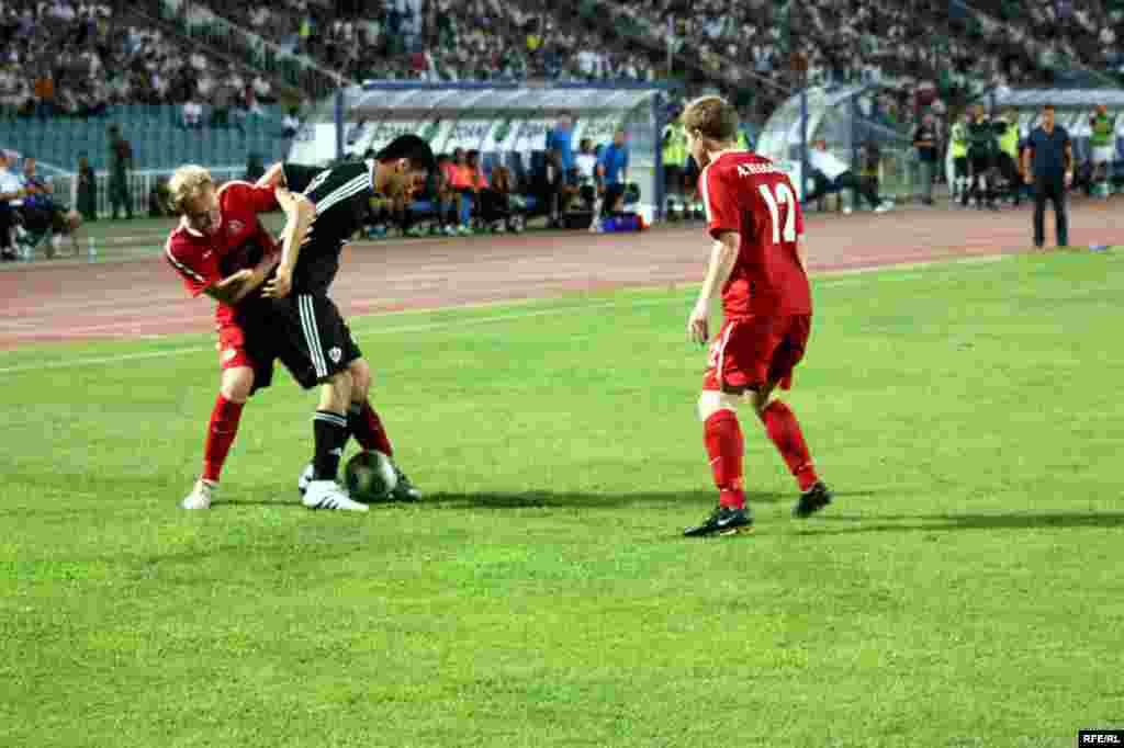 Qarabağ - Portadaun #2