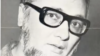 """Detaliu de pe un afiș promoțional al editurii Surhkamp din 1972 - """"În toamnă la Surhkamp: Paul Goma, un Soljenițîn al României""""."""