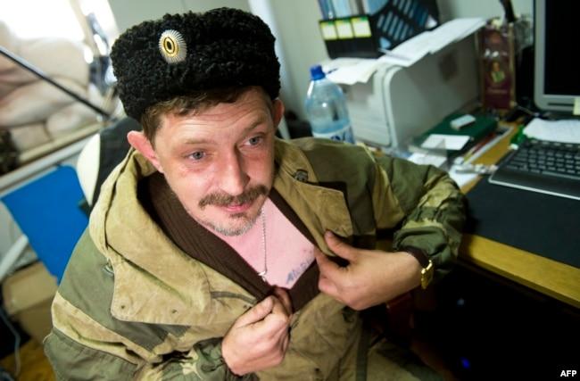 Павел Дремов (1976-2015), главарь банды, удерживавшей Александра Климюка