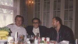 Геннадий Петров, представитель якудза, Александр Малышев, 1992, Петербург