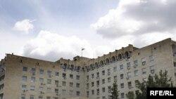Վրաստանի ներքին գործերի նախարարության շենքը, Թբիլիսի, արխիվ