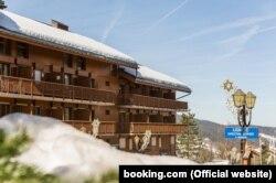 За інформацією журналіста, очільник СБУ зупинився там в апарт-готелі Résidence Pierre & Vacances Les Ravines