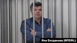 Экс-спикер Законодательной думы Хабаровского края Виктор Чудов