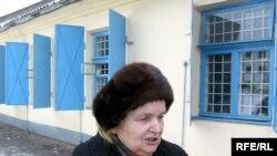 Ганна Зьдзьвіжкова, маці Аляксандра Зьдзьвіжкова