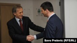Miodrag Lekić i Darko Pajović