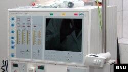 Аппарат для гемодиализа. Иллюстративное фото.