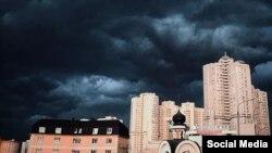У Києві очікують дощі та 13-15 градусів тепла