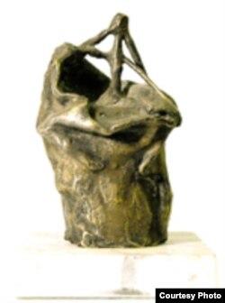 Sculptură de Christian Lucian Hamsea