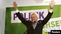 Winfried Kretschmann, candidatul Partidului Verzilor